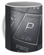 Phosphorus Chemical Element Coffee Mug