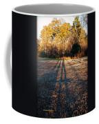 Photographer Shadow Coffee Mug
