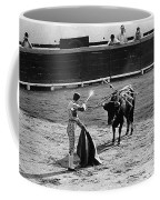 Photographers Including Dick Frontain Bullfight Nogales Sonora Mexico 1969 Coffee Mug