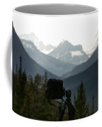 Photographing The Tonquin Valley Coffee Mug