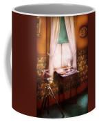Photography - Creative Pursuits Coffee Mug by Mike Savad