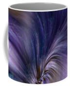 Photonic Cascade At The Sea Of Solitude Coffee Mug