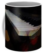 Piano Magic Coffee Mug