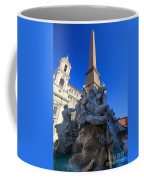 Piazza Navona Fountain Coffee Mug