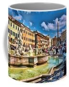 Piazza Navona - Rome Coffee Mug
