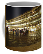 Piazza San Marco Coffee Mug by Ellen Henneke