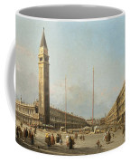 Piazza San Marco Looking South And West Coffee Mug