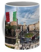Piazza Venezia Coffee Mug