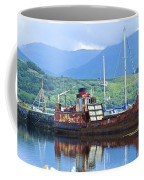 Pibroch Glascow Rusty Ruin Coffee Mug