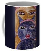 Picasso Cats Coffee Mug