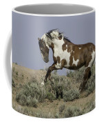 Picasso Leaps Coffee Mug