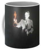 Pablo Picasso   With Axe And Oscar Tribute To Robin Williams Coffee Mug