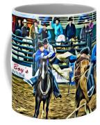 Pick Up Men Coffee Mug