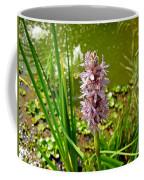 Pickerel Weed Plant Coffee Mug