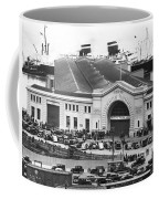 Pickets At The Sf Docks. Coffee Mug