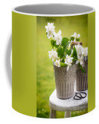 Picking Blossom Coffee Mug