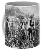 Picking Grapes In Switzerland Coffee Mug