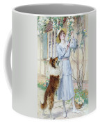 Picking Roses Coffee Mug