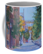Pickney Street Fall Coffee Mug