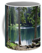 Picnic By The Lake Coffee Mug