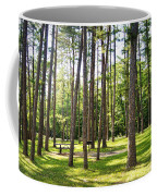 Picnic In The Pines Coffee Mug