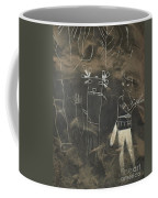 Pictograph 3 Coffee Mug