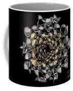 Pictorial Confusion And Diffusion Coffee Mug by Elizabeth McTaggart