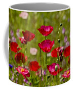Picture Perfect Poppies Coffee Mug