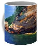 Pictured Rocks National Lakeshore, Lake Coffee Mug