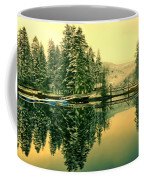 Picturesque Norway Landscape Coffee Mug