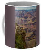 Picturesque View Of The Grand Canyon Coffee Mug