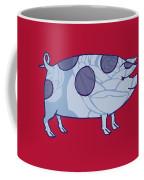 Piddle Valley Pig Coffee Mug