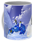 Piece Of Ice Coffee Mug
