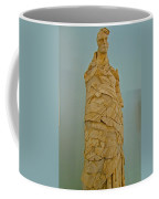 Pieced Sculpture From Perge In Antalya Archeological Museum-turkey Coffee Mug