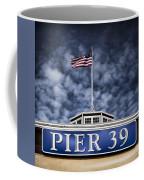 Pier 39 Coffee Mug