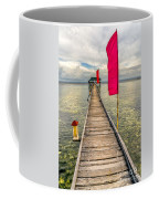 Pier Flags Coffee Mug