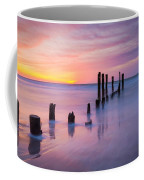 Pier Into The Past 16x9 Coffee Mug