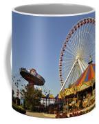 Pier Park Coffee Mug