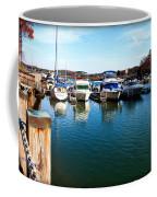 Pier Pressure - Lake Norman Coffee Mug