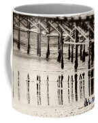 Pier Reflections Coffee Mug