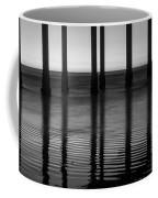 Pier Reflections Coffee Mug