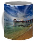 Pier To Paradise Coffee Mug