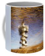 Pier Tower Coffee Mug by Dave Bowman