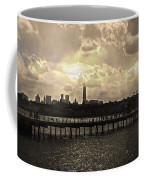 Pier View 1 Coffee Mug