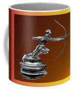 Pierce Arrow Hunter Mascot Coffee Mug