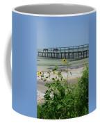 Piering Through Ll Coffee Mug