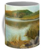 Piermont Shoreline Coffee Mug