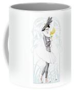 Pierrette In Love Coffee Mug