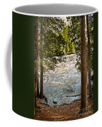 Piers Gorge Coffee Mug