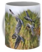 Pigeon Brigade Coffee Mug